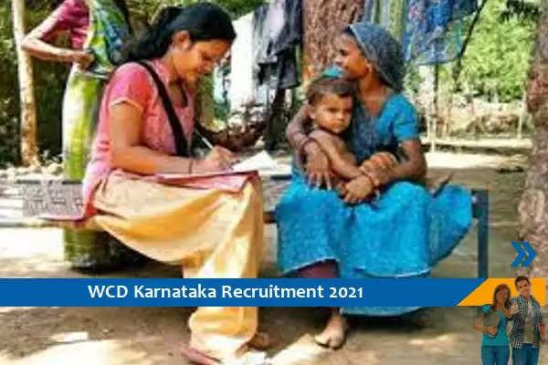 WCD Karnataka